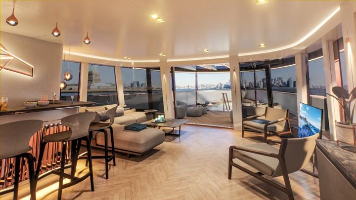 Maharani megayacht The New Yachts Company Vripack