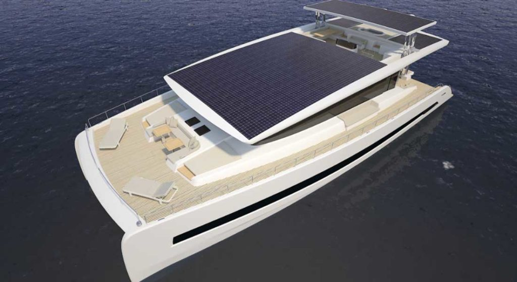Silent 79, Silent and Solar-Powered, in Build - Megayacht News