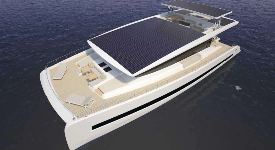 Silent 79 megayacht Silent Yachts