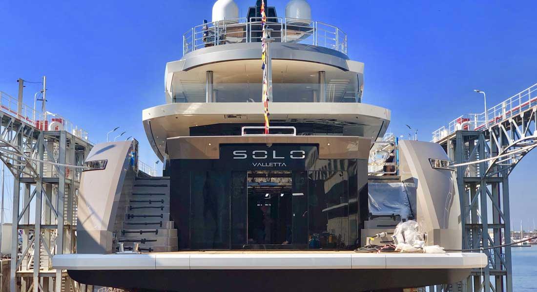 Tankoa Yachts superyacht Solo