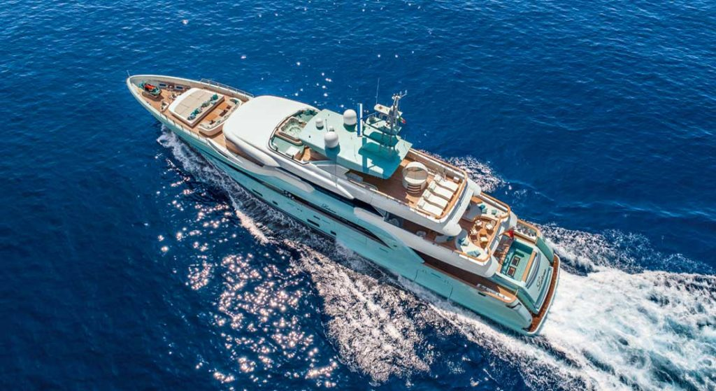 CRN Latona superyachts to see at the Monaco Yacht Show