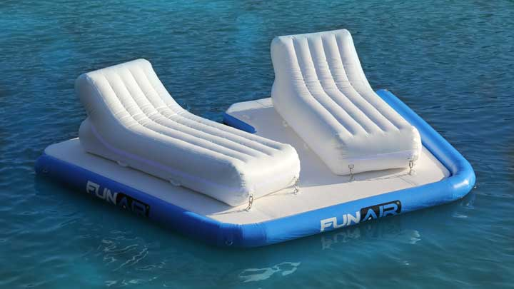 FunAir Twin Escape for megayachts