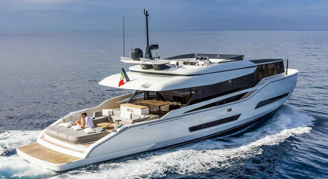 ISA Extra 76 megayacht