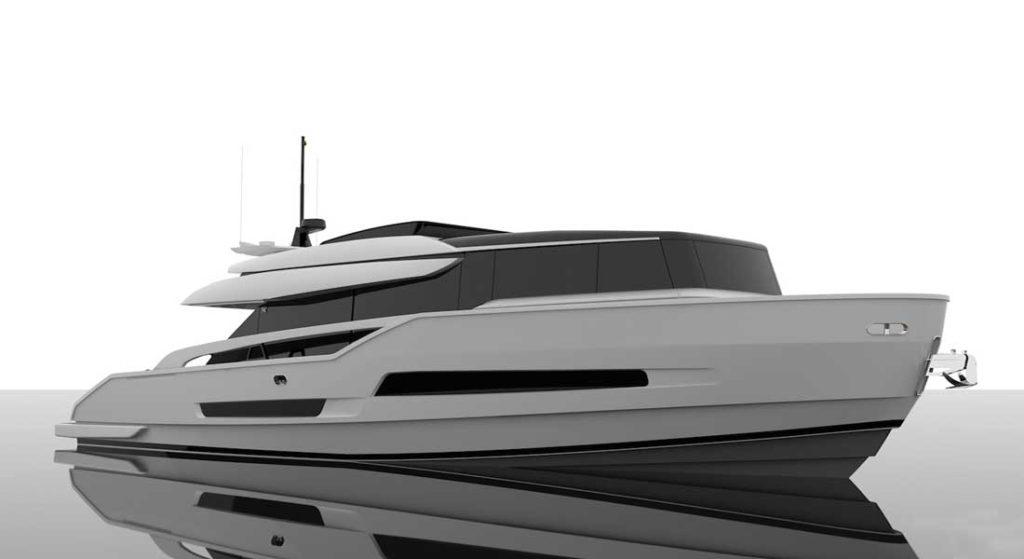 ISA EXTRA 86 megayacht