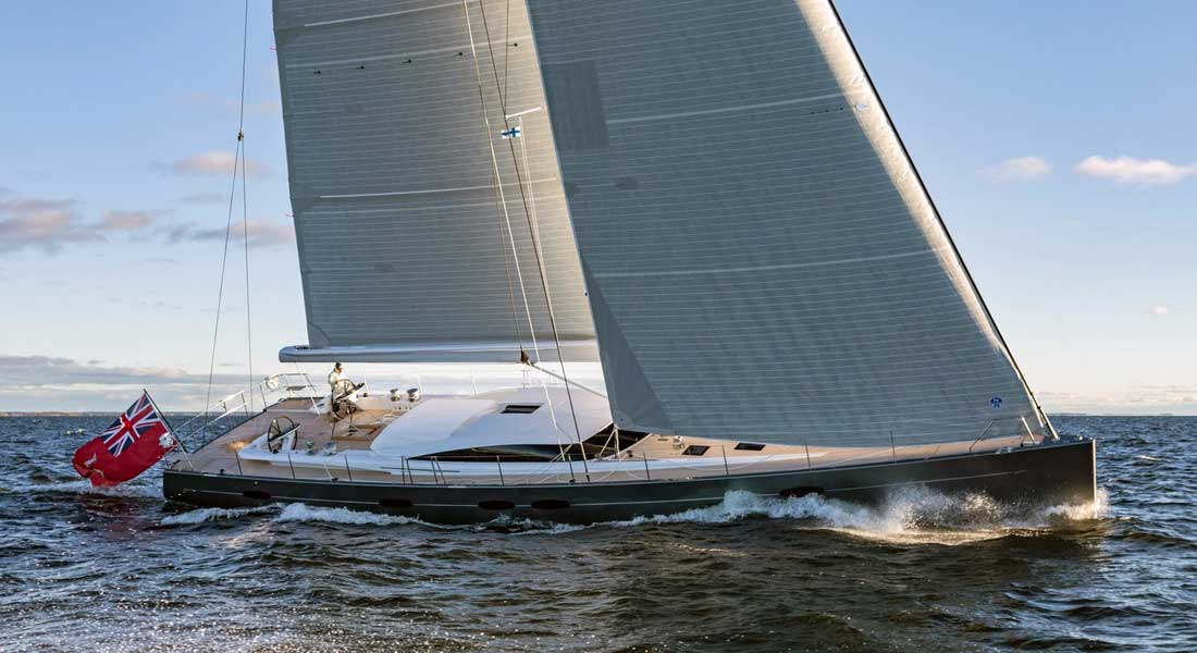 Baltic 85 Custom superyacht Mini Y
