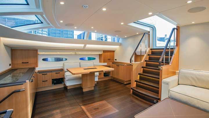 Baltic 85 Custom superyacht Mini Y