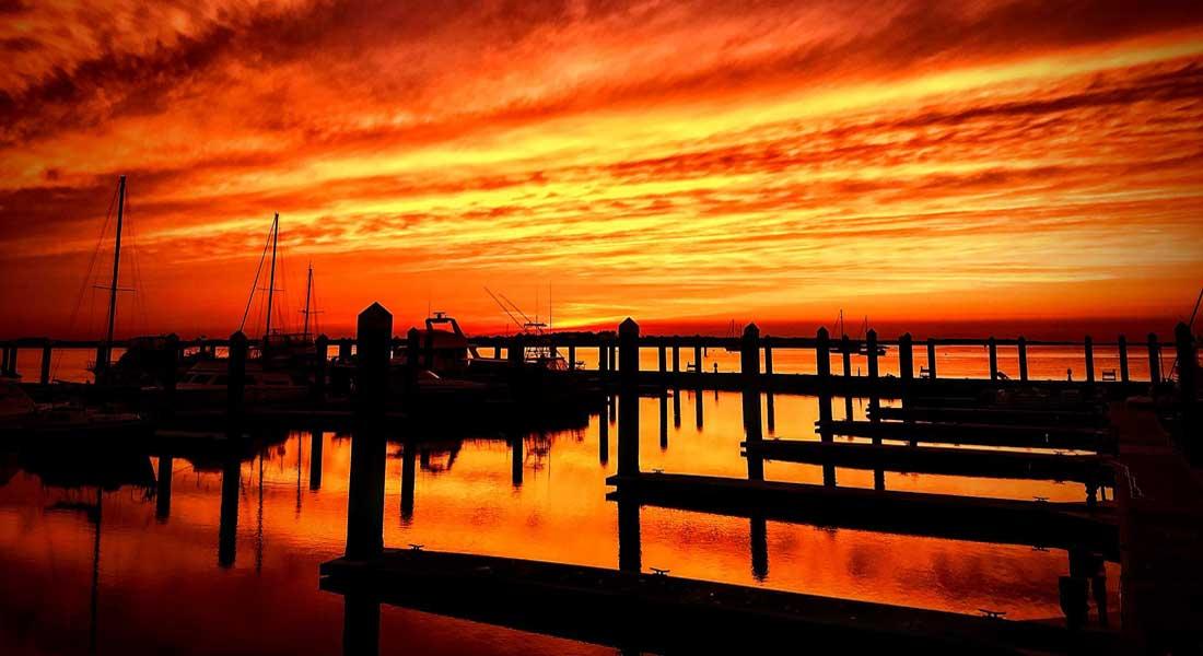 Fernandina Harbor Marina megayacht