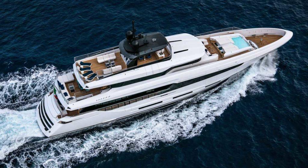 Mangusta Oceano megayacht