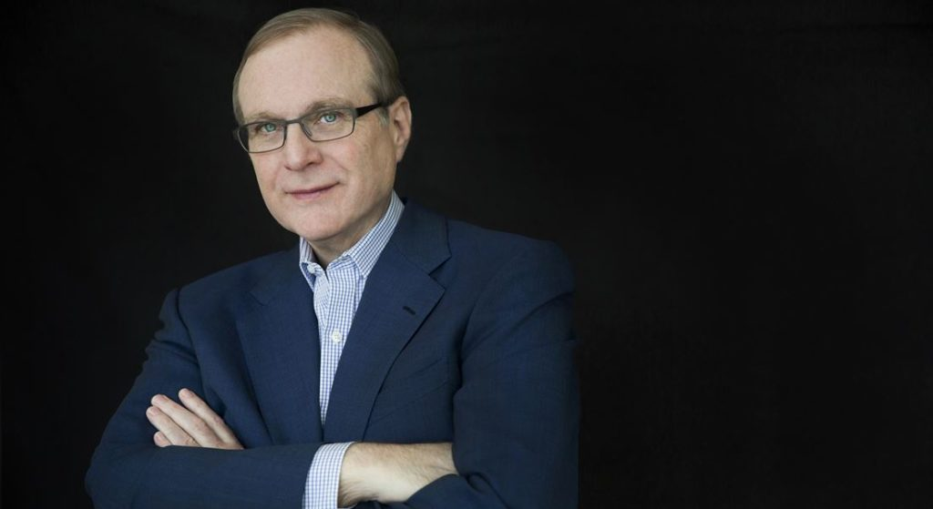 Paul Allen megayacht owner