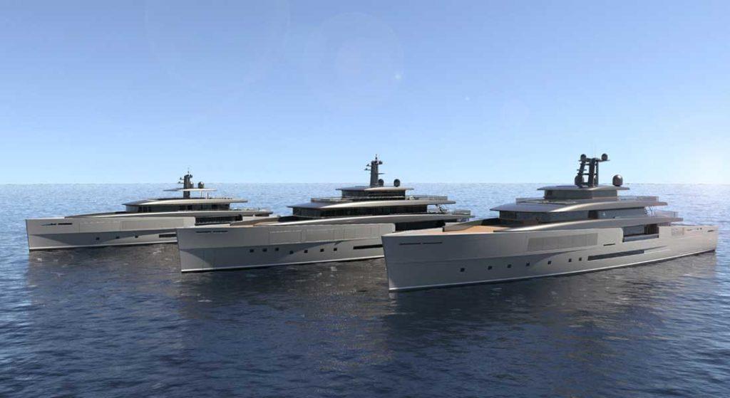 Perini Navi Heritage megayacht motoryachts