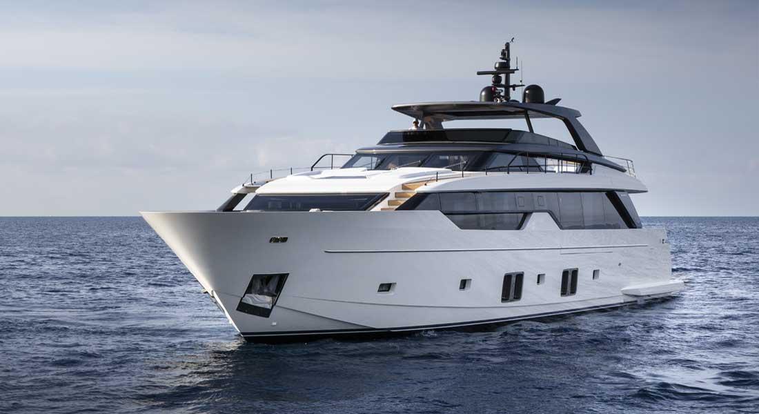 Sanlorenzo SL102 megayacht