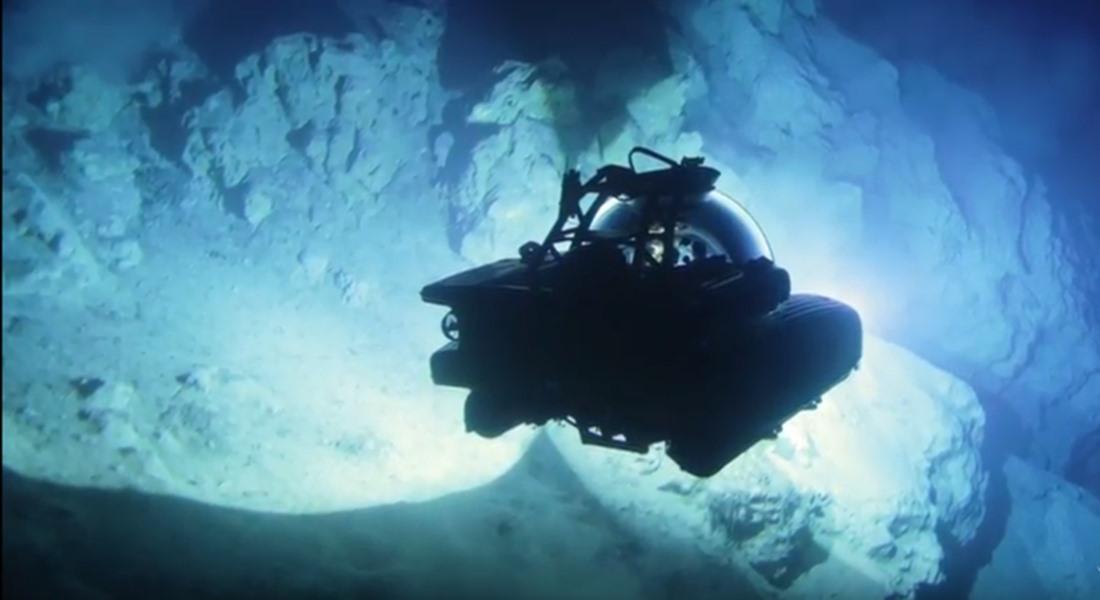 Triton Submarines for superyachts