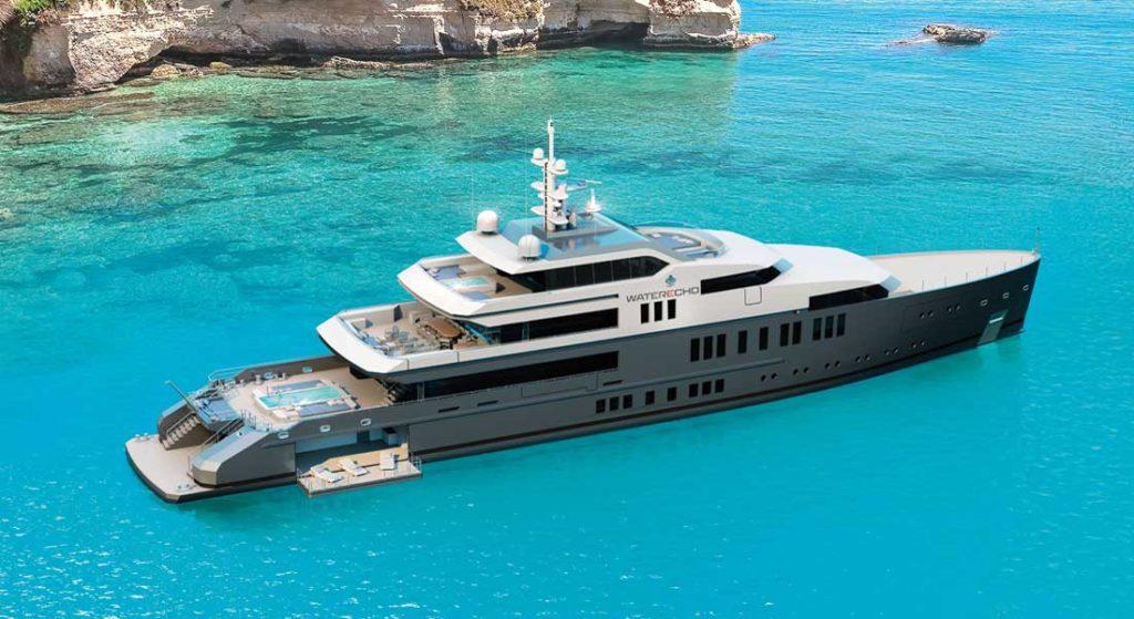 VSY Waterecho Espen Oeino superyacht
