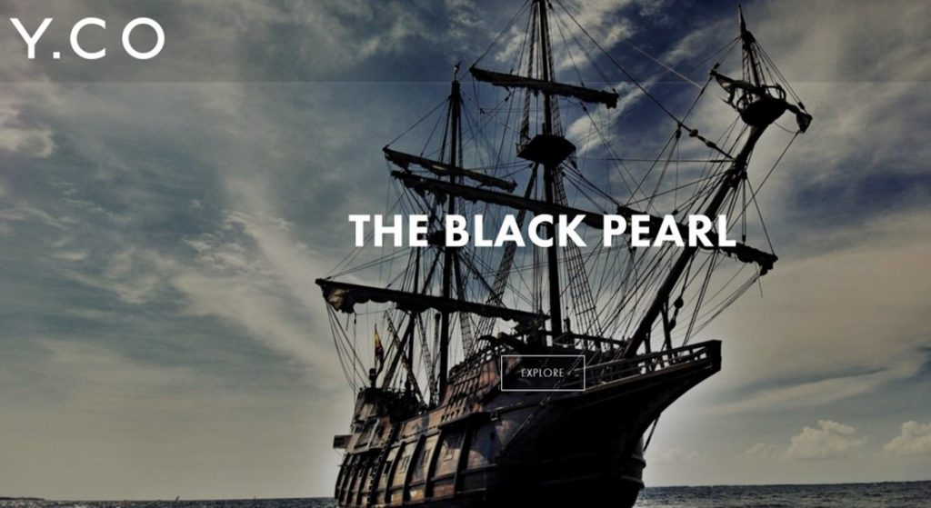 The Black Pearl Y.CO superyacht brokerage listing