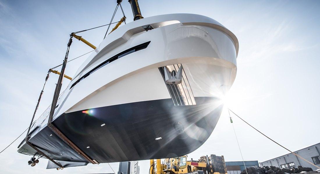 YXT 24 Evolution superyacht