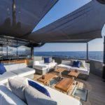 Arcadia yachts Arcadia A105 megayacht