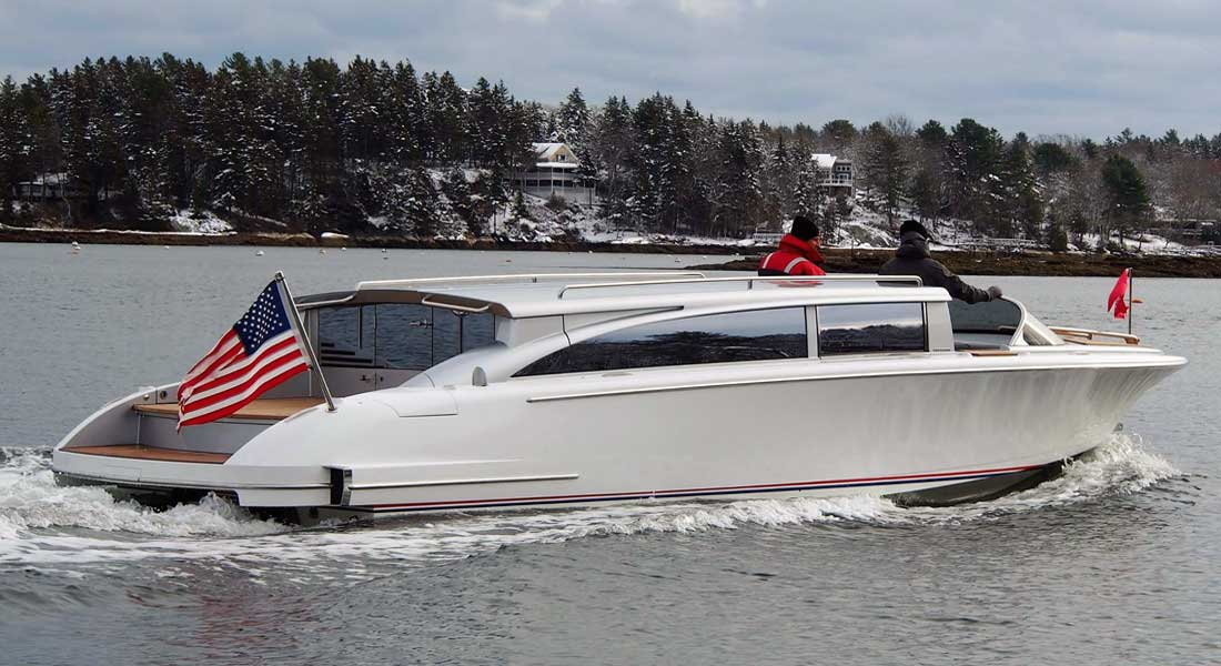 Hodgdon Yachts Hodgdon Tenders for superyachts