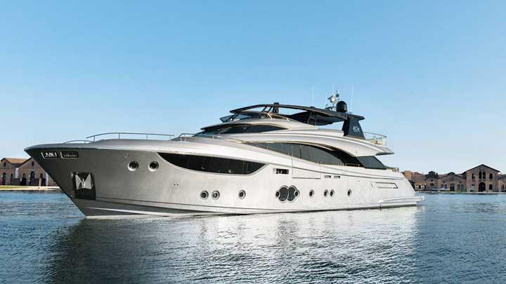 Monte Carlo Yachts megayacht MCY 105 Carla Demaria