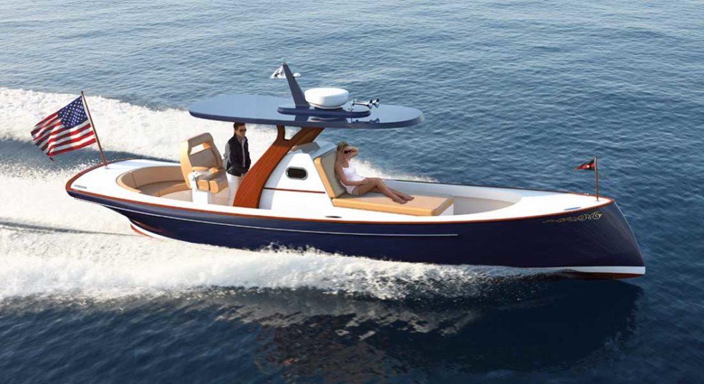 Moores Marine Moores Yachts M30 megayacht tender