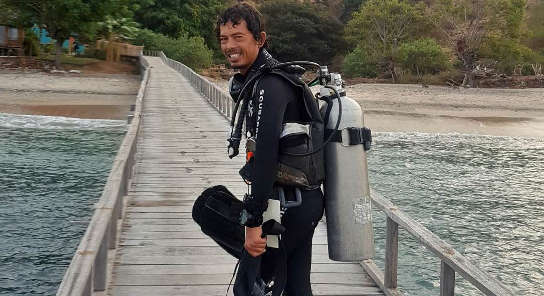 Pak Arief Asia Pacific Superyachts Indonesia