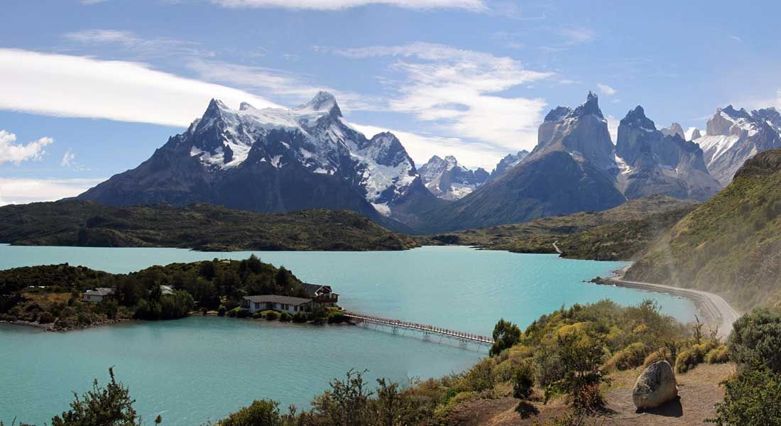 Patagona Lauren L superyacht charter winter