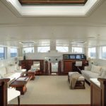 Royal Huisman superyacht Aquarius