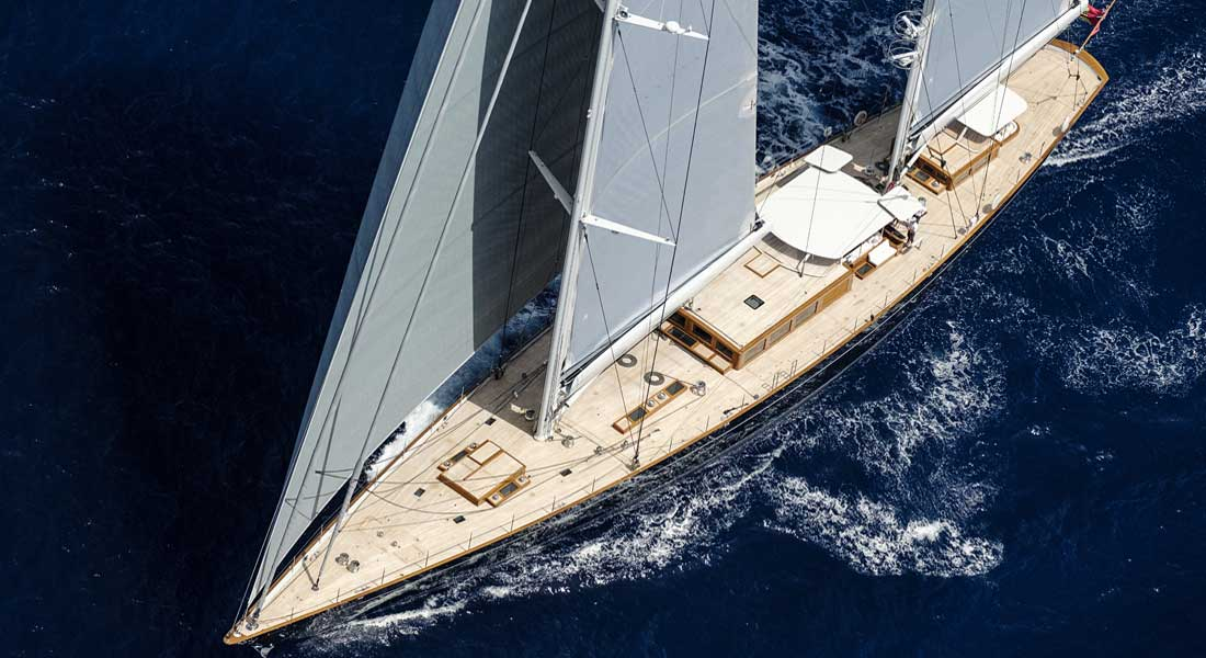 Aquarius Royal Huisman superyacht