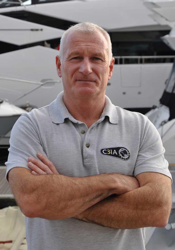 Matt Horan C3IA Solutions megayacht surveillance
