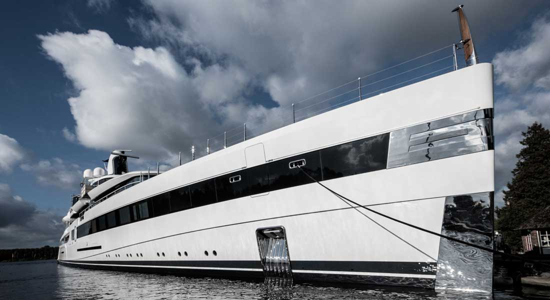 Feadship Project 814 most anticipated megayachts of 2019