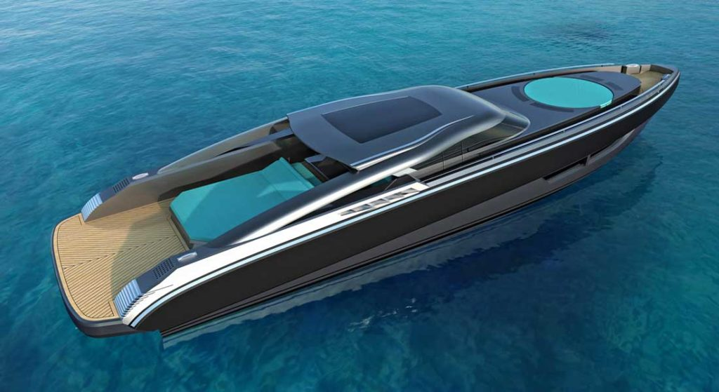 Federico Fiorentino X-80 super RIB superyacht