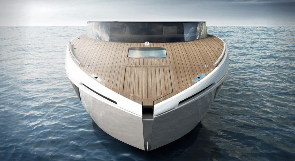 Nerea Yacht NY24 megayacht tender