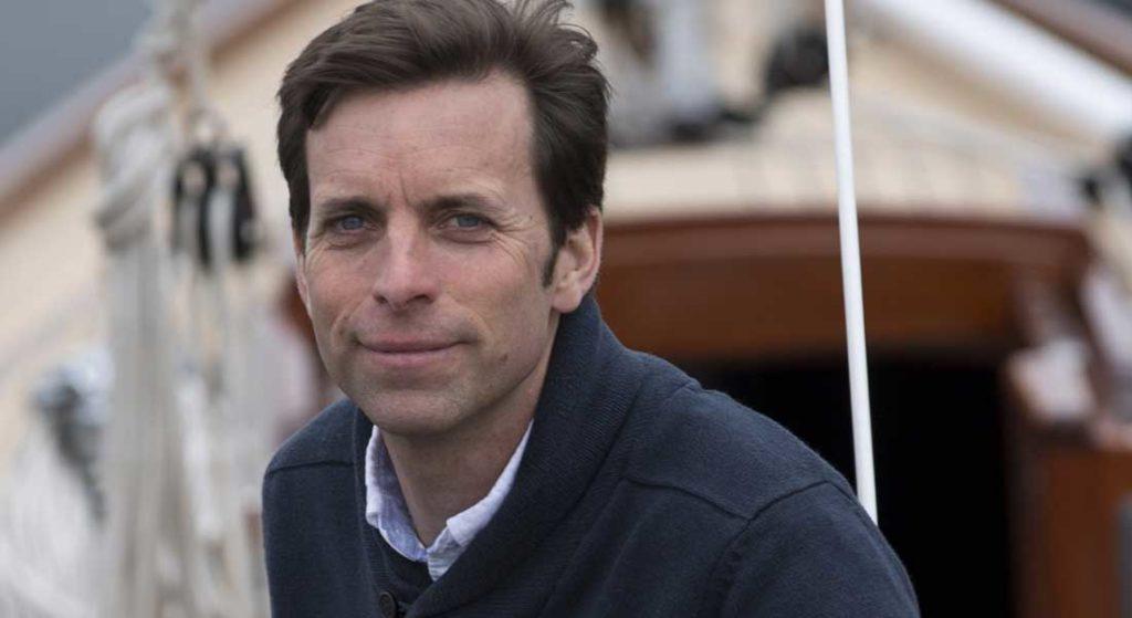 Spirit Yachts superyacht Nigel Stuart