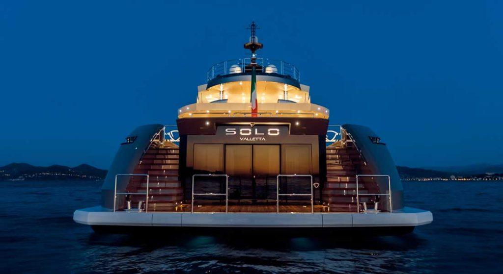 Tankoa Yachts Solo superyacht