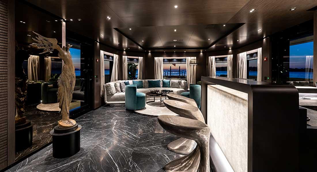 Tankoa Yachts superyacht Solo new charter yachts