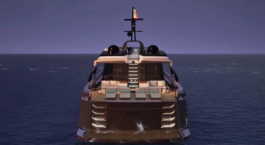 Azimut Grande S10 megayacht