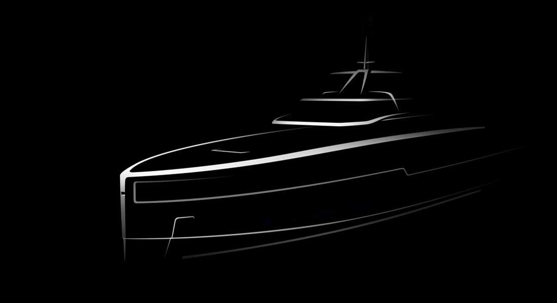 Baglietto 40M RPH megayacht