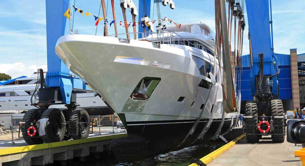 Benetti Good Day megayacht Mediterraneo 116