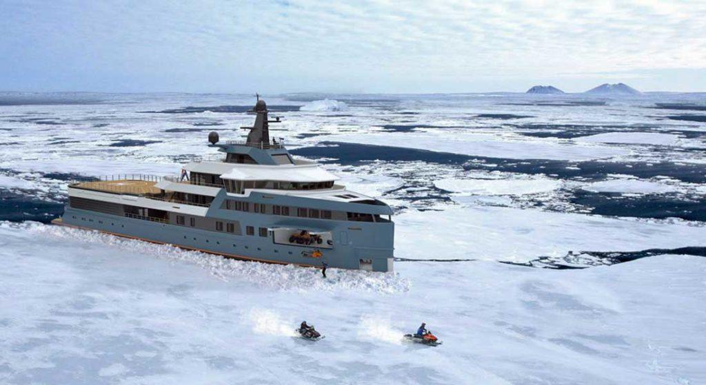 Damen SeaXplorer 75 megayacht