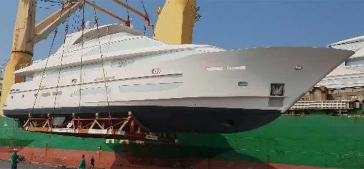 Hargrave Custom Yachts megayacht Hargrave G-120