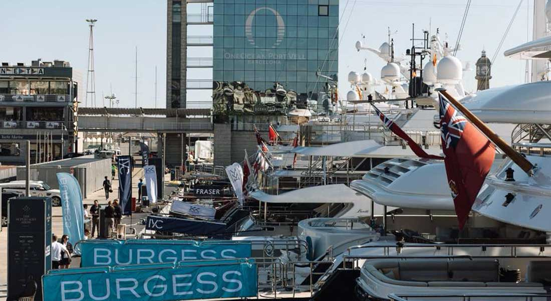 The Superyacht Show from 2018