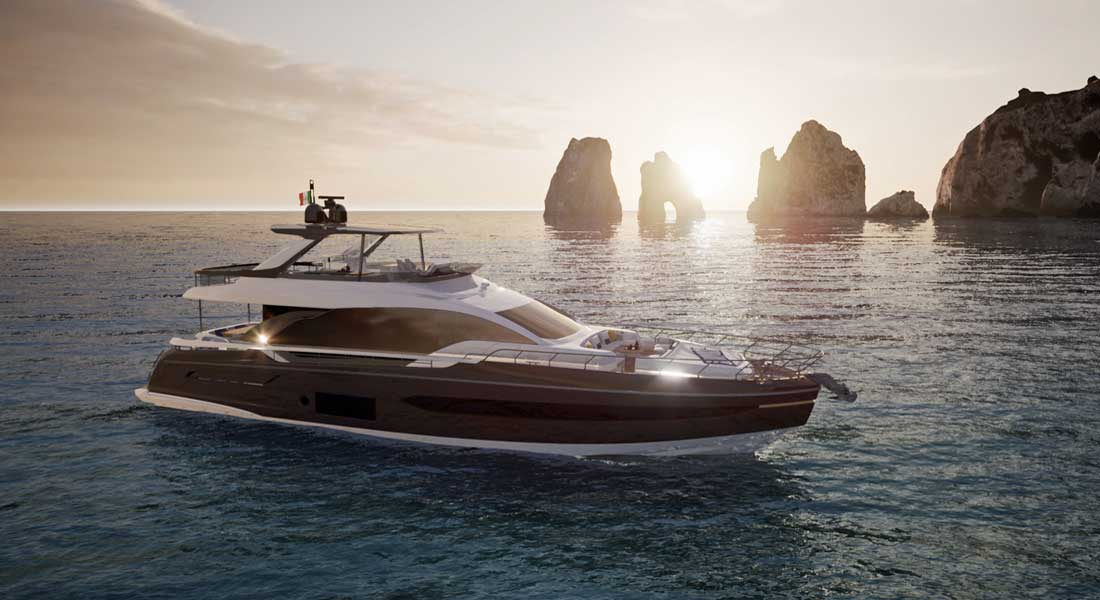 Azimut 76 Fly Joining Lineup This Year
