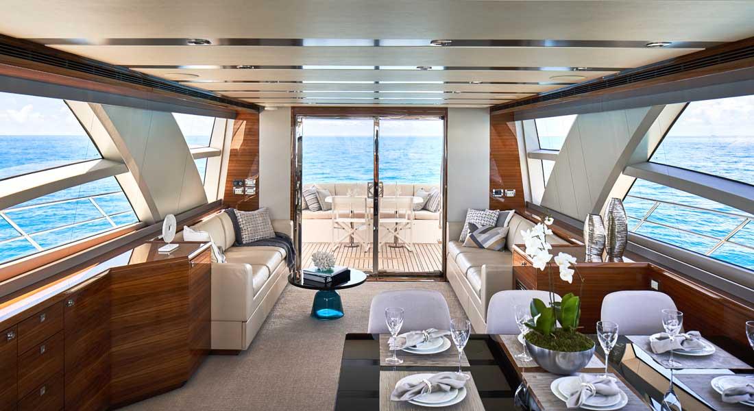 CL Yachts megayacht CLA 76