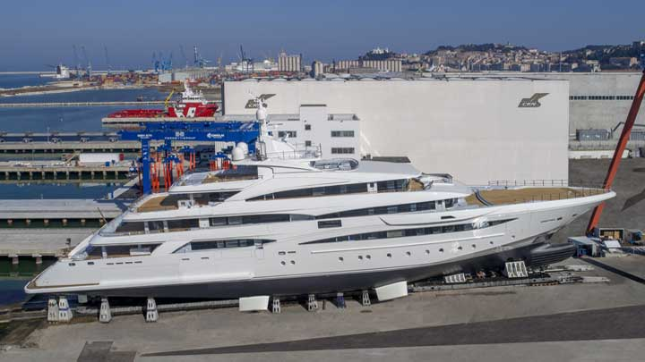 CRN 135 79-meter megayacht