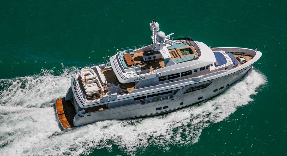 megayacht CdM Pre-Owned Sales Department