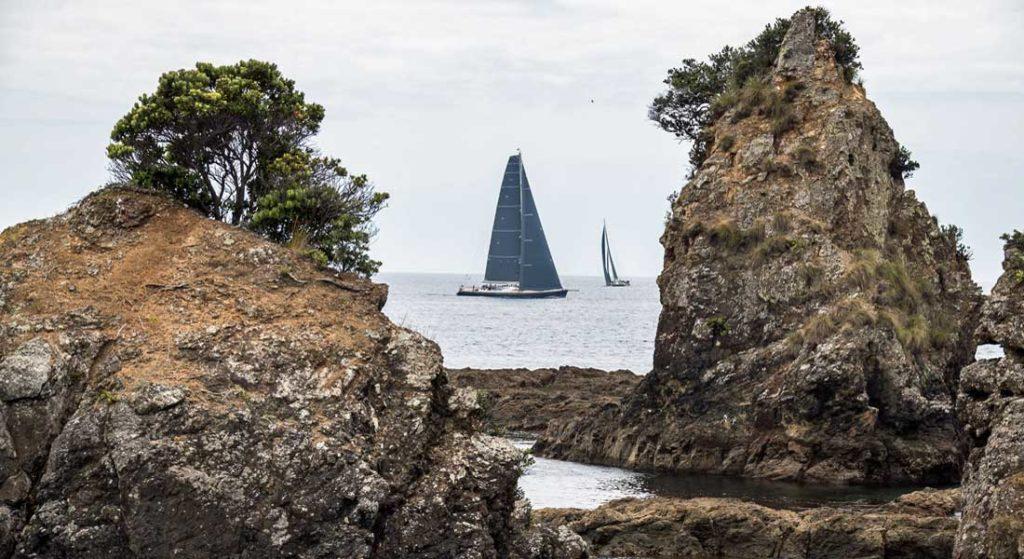Millennium Cup 2019 superyacht Silvertip