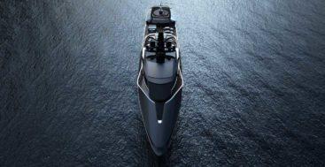 Oceanco superyacht Esquel