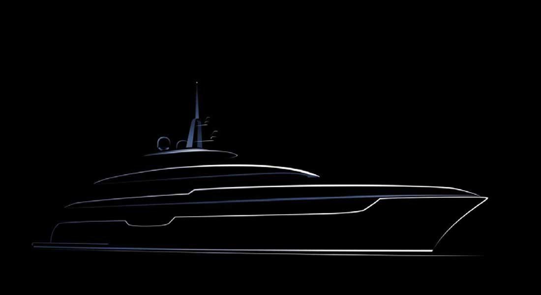 Rossinavi megayacht LUX 49