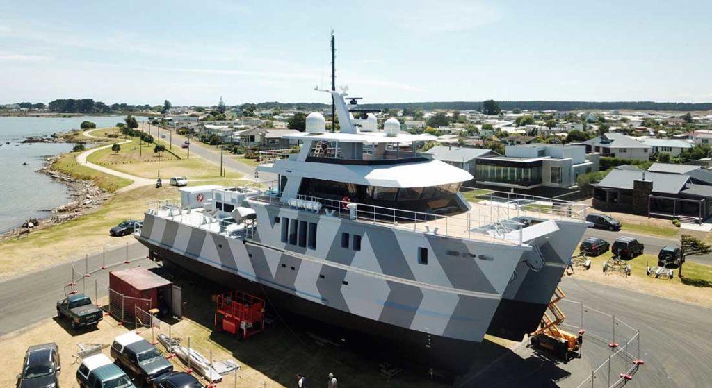 Profab Engineering The Beast superyacht catamaran