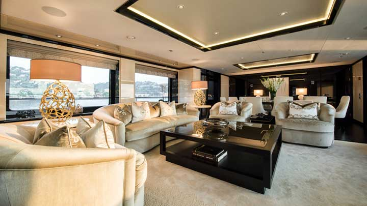 5 Largest Yachts at the Palm Beach Show
