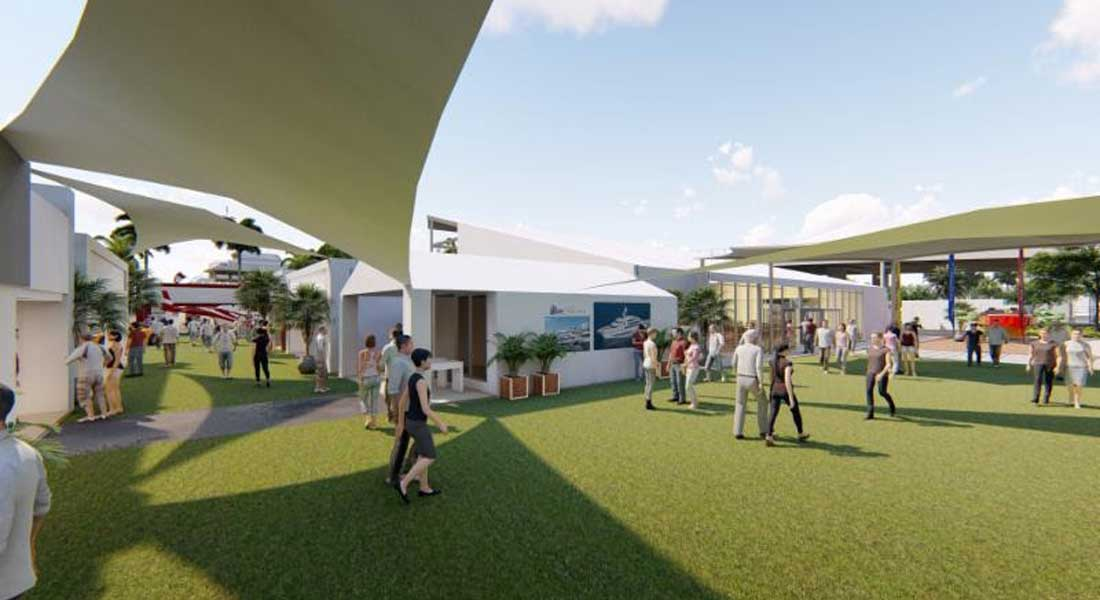 Superyacht Village at Pier Sixty-Six Marina Joins FLIBS